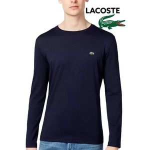 Lacoste great quality long sleeve Men's Shirt